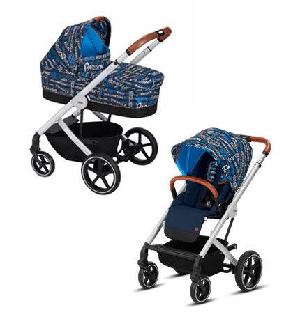 carros de paseo de bebé - carrito bebe cybex balios S 2 piezas edicion especial trust 440x458 - Carritos de bebé