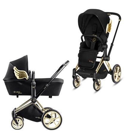 carros de paseo de bebé - carrito bebe priam 2 piezas jeremy scott 440x458 - Carritos de bebé