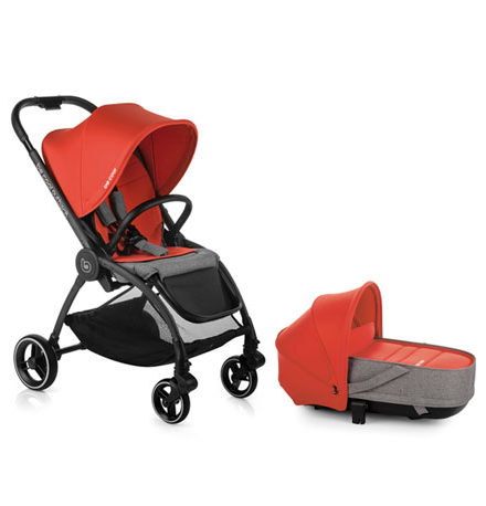 carros de paseo de bebé - carro be cool outback crib bepoppy 440x458 - Carritos de paseo