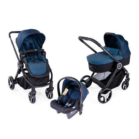 Cochecitos y carritos de bebé 3 piezas. Jané, Nurse, Chicco