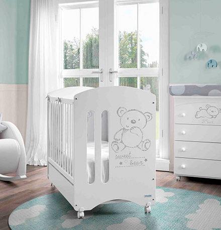 pasear al bebé - cuna micuna sweet bear 3 440x458 - Pasear al bebé