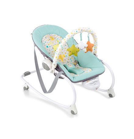 carros de paseo de bebé - hamaca jane evolution azul 440x458 - Hamacas para bebé