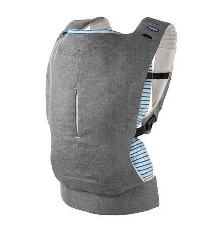mochila de porteo - mochila portabebe chicco myamaki gris grey stripes 440x458 - Mochila de porteo