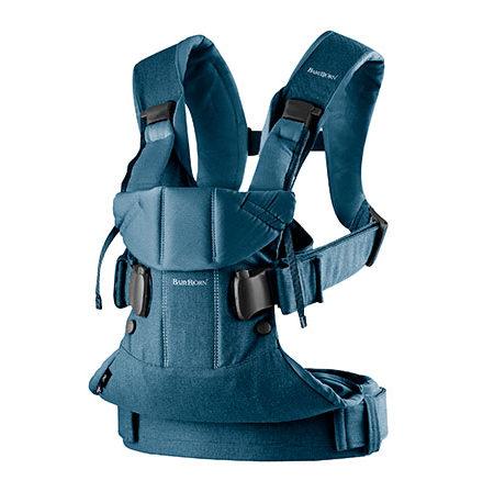 mochila de porteo - mochila porteo baby bjorn air azul 440x458 - Mochila de porteo