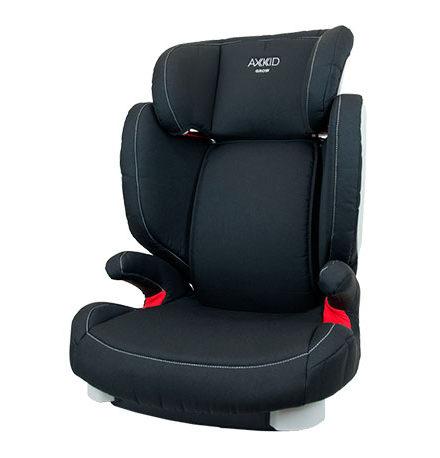 carros de paseo de bebé - silla de auto gow de axkid negro 440x458 - Sillas de coche grupo III