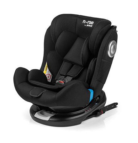 carros de paseo de bebé - silla de auto nurse step 6 440x458 - Sillas de coche grupo III