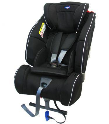 marcas - silla de coche klippan kiss 2 grey black - Marcas