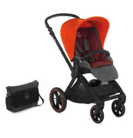 carros de paseo de bebé - silla paseo ligera jane muum nomads 440x458 - Carritos de bebé