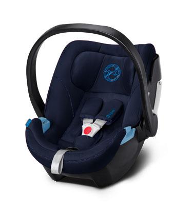 marcas - sillas auto cybex anton 5 indigo blue - Marcas