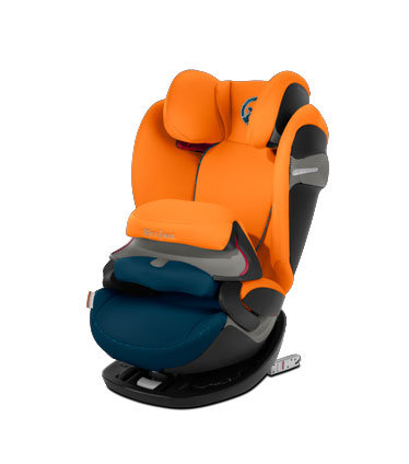 marcas - sillas auto cybex pallas s fix tropical blue - Marcas
