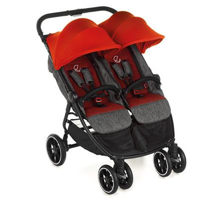Silla-Jané-twinlink-nomads silleta de bebé para coche - Silla Jan   twinlink nomads 440x404 - Carro gemelar