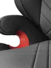 Silla de coche Monza Nova 2 Seatfix material asiento