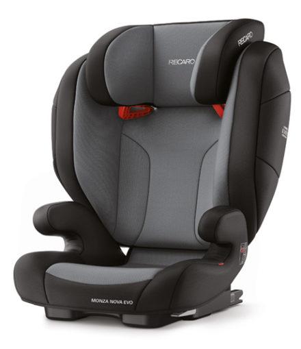 Silla-de-coche-Monza-Nova-Evo-Seatfix-carbonblack