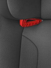 Silla de coche Monza Nova Evo Seatfix cinturón de seguridad