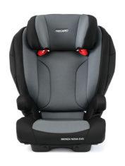 Silla de coche Monza Nova Evo Seatfix vista frontal