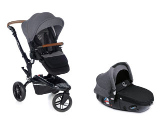 silla-jané-trider-matrixlight2-jet-black carritos de paseo - silla jan   trider matrixlight2 jet black 322x241 - Carritos de paseo