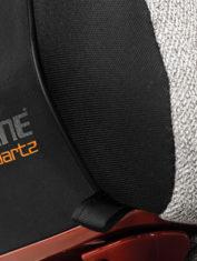 Silla de auto Jané iQuartz protección lateral