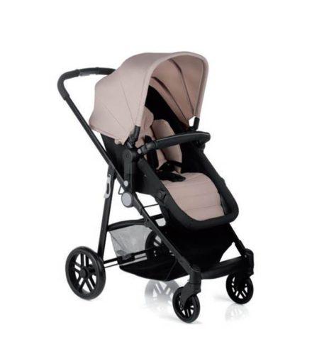 carro-roller-nurse-beige-negro-2 carritos de bebé - carro roller nurse beige negro 2 440x509 - Carritos de bebé
