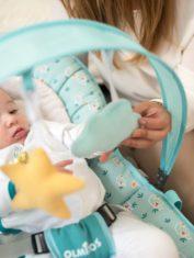 hamaca posiciones olmitos bebé