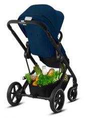 Carro bebé Balios S 2-in-1 de Cybex-cesta