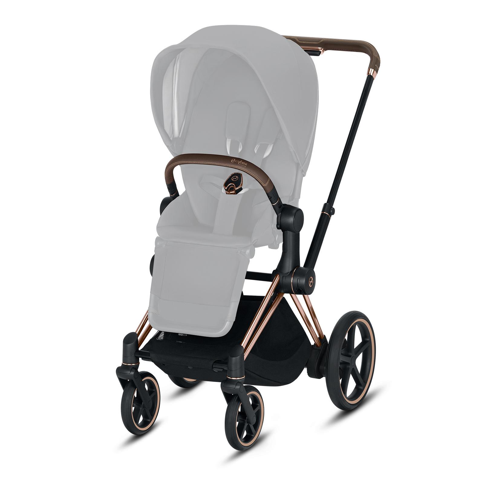Chasis-e-PRIAM-Cybex-rosegold carritos de bebé - Chasis e PRIAM Cybex rosegold - Carritos de bebé