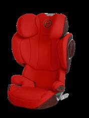 Silla de coche Solution Z i-Fix de Cybex-impacto-lateral