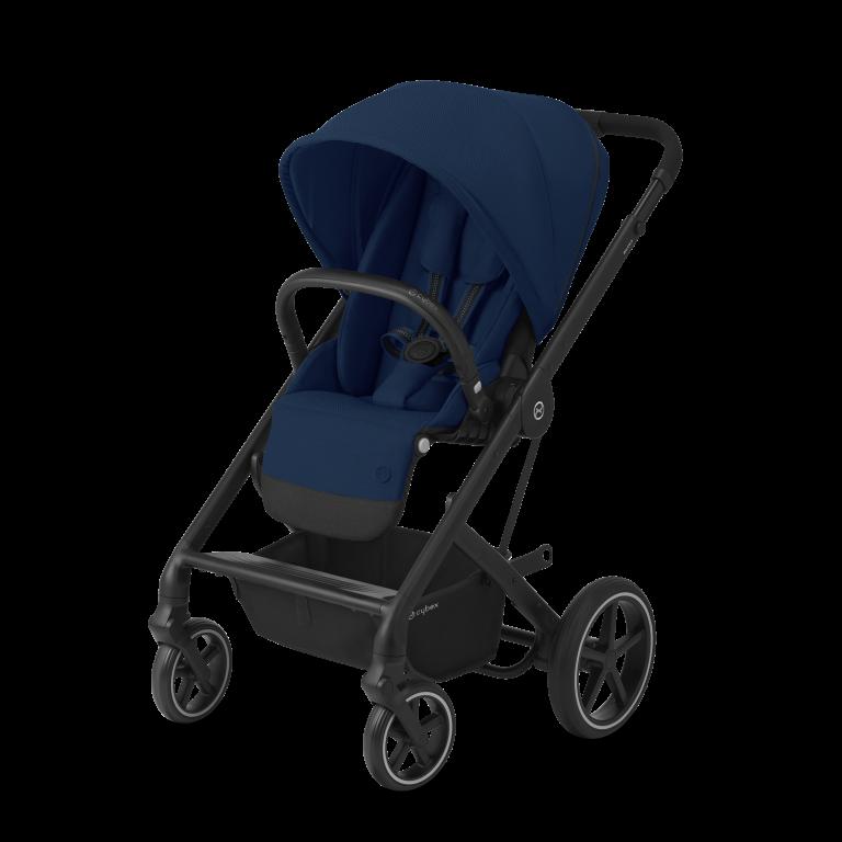 balios-s-lux-cybex-navy-blue carritos de bebé - balios s lux cybex navy blue - Carritos de bebé