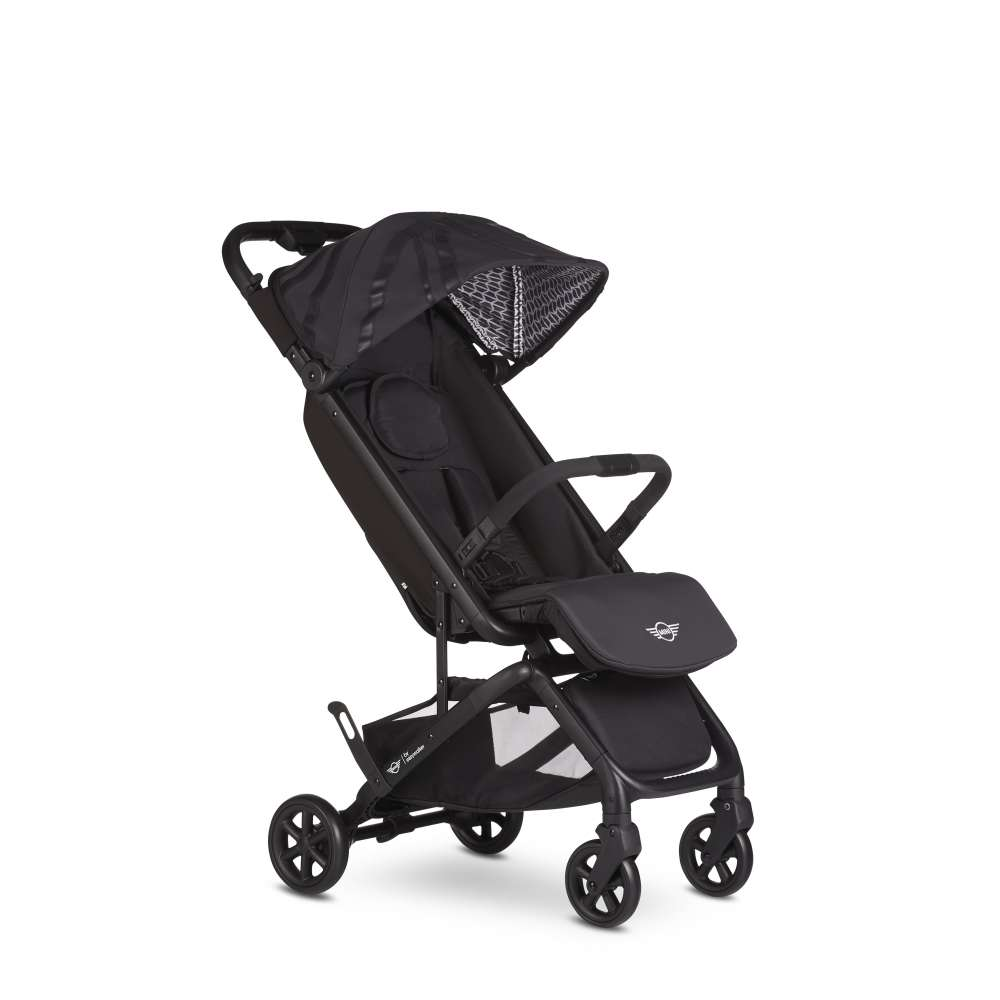 silla-de-paseo-mini-buggy-go-oxford-black-easywalker carritos de bebé - Carritos de bebé
