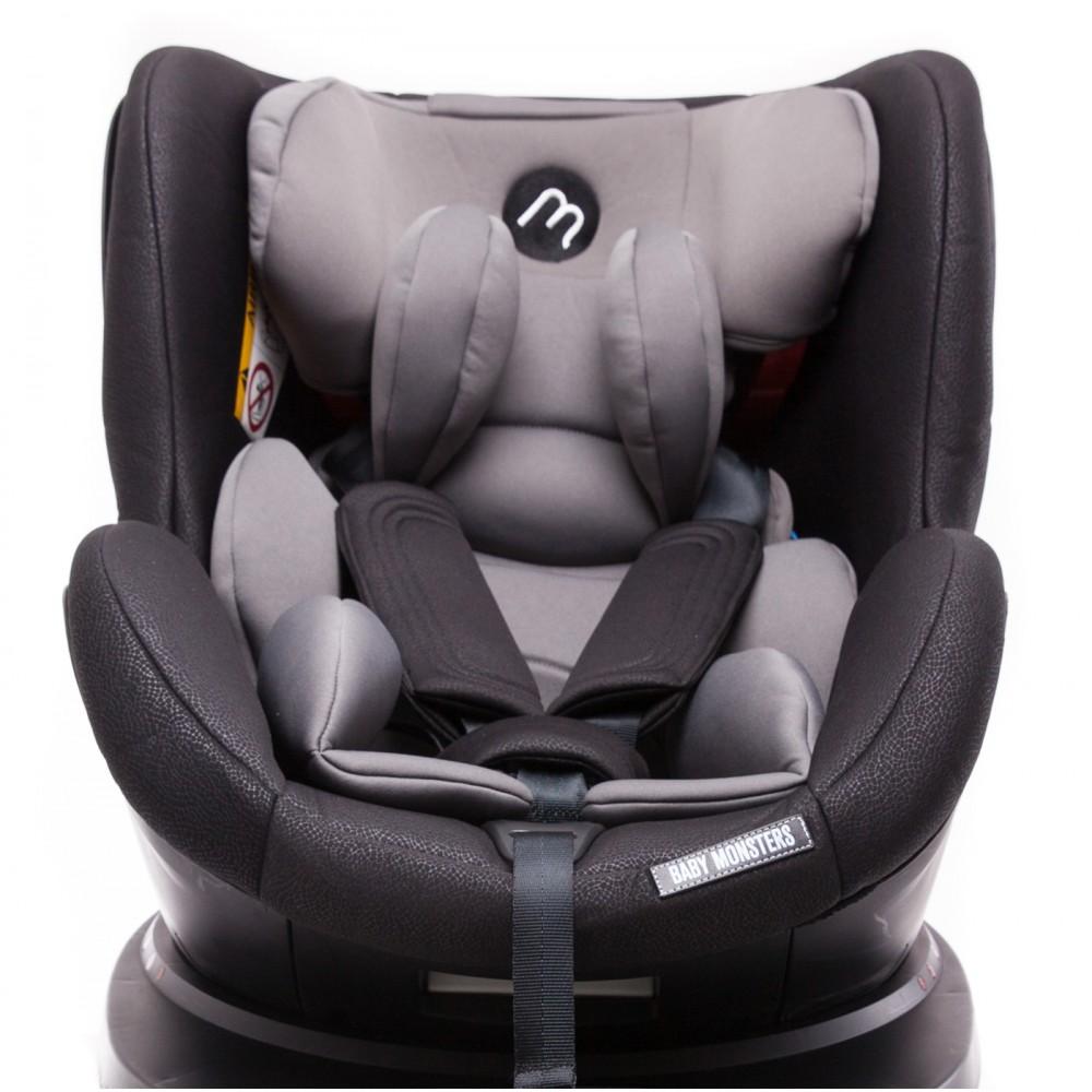 titan-baby-monster-dakar silleta de bebé para coche - Silleta de bebé para coche