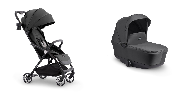 duo-carro-capazo-magic-fold-plus-negro carritos de paseo - Carritos de paseo