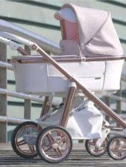 coche-bebe-prive-bebecar-rosa-brillo-linea-premium (1)