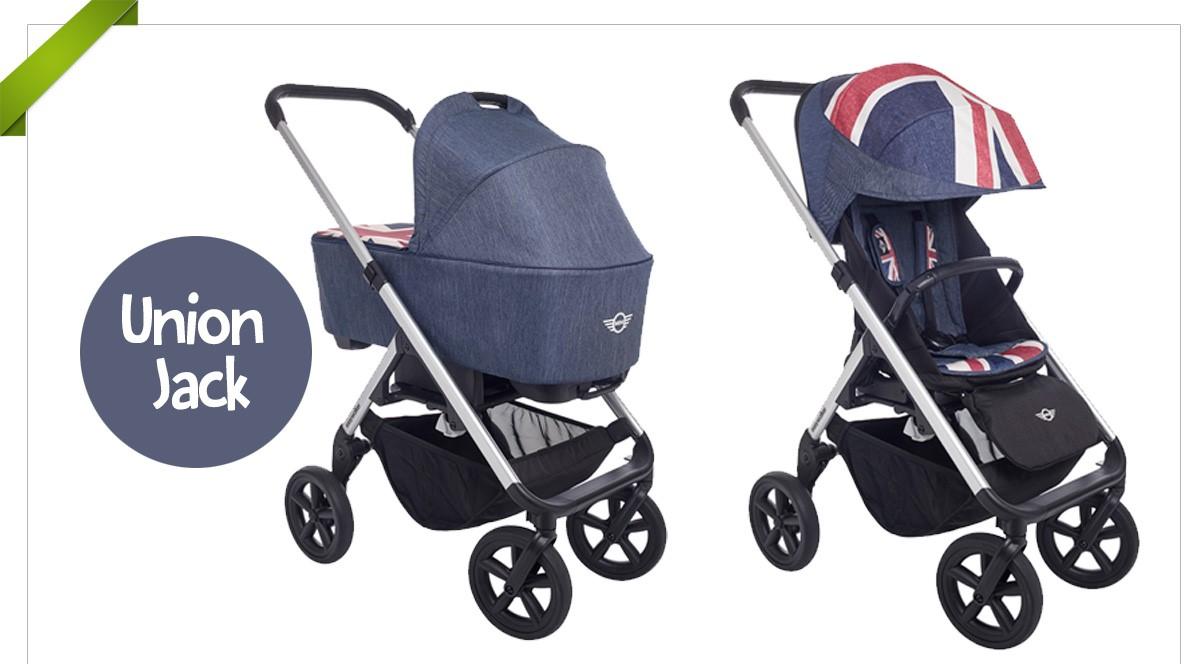 carritos de paseo - Carrito de bebé